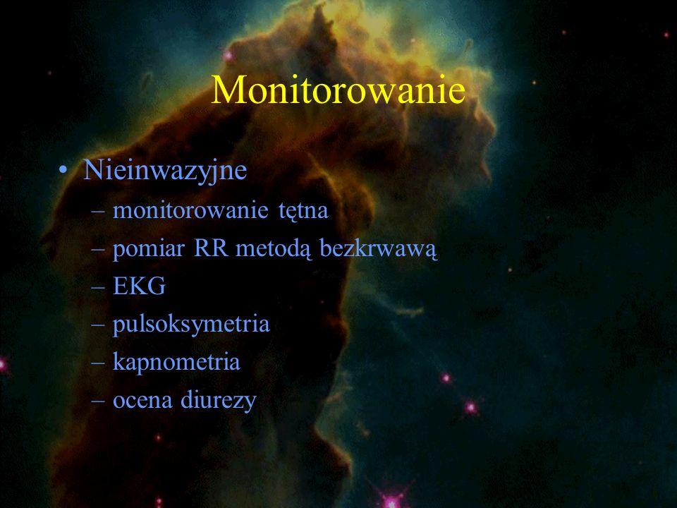 Monitorowanie Nieinwazyjne monitorowanie tętna