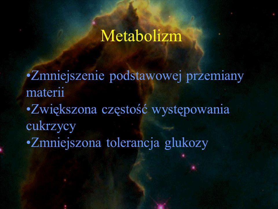 Metabolizm Zmniejszenie podstawowej przemiany materii