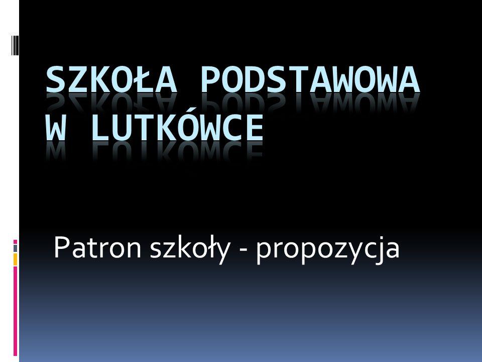 Szkoła Podstawowa w Lutkówce