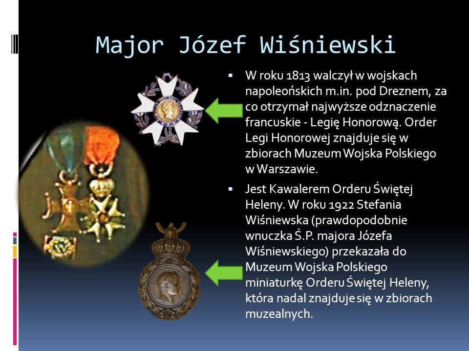 Major Józef Wiśniewski