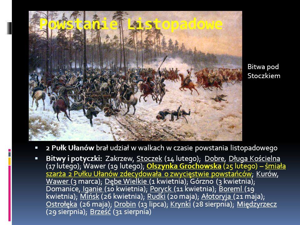 Powstanie Listopadowe