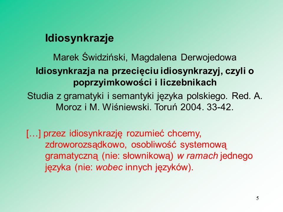 Marek Świdziński, Magdalena Derwojedowa