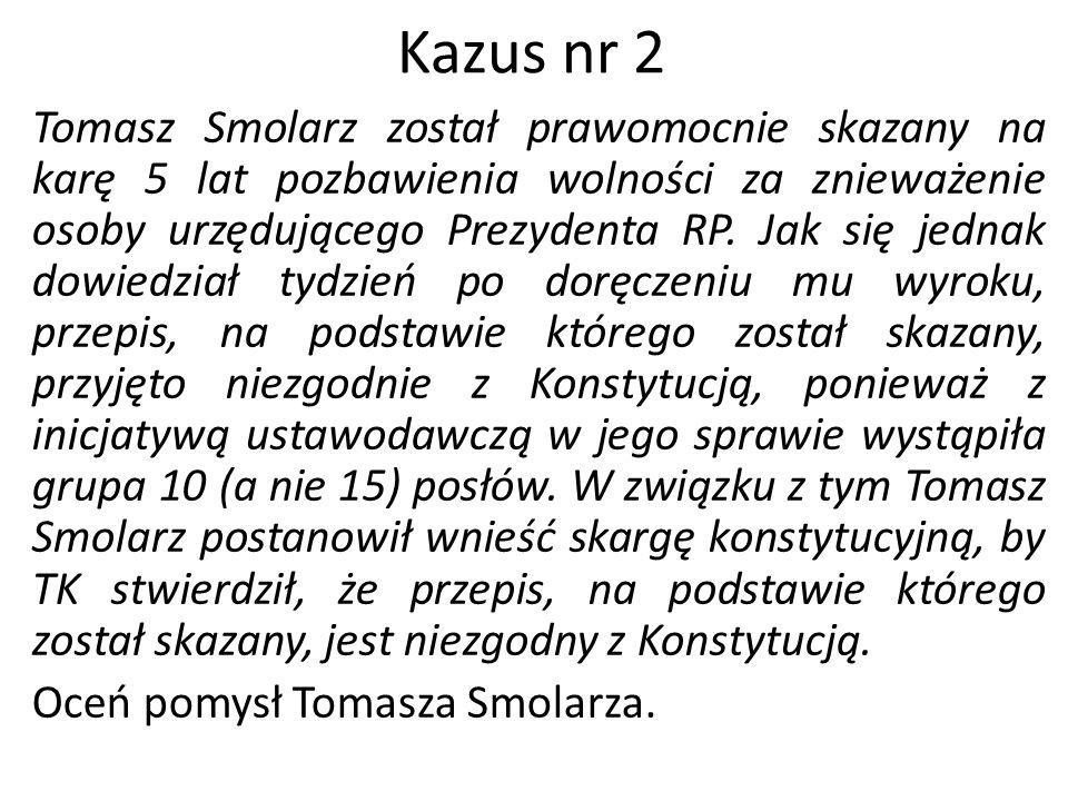 Kazus nr 2