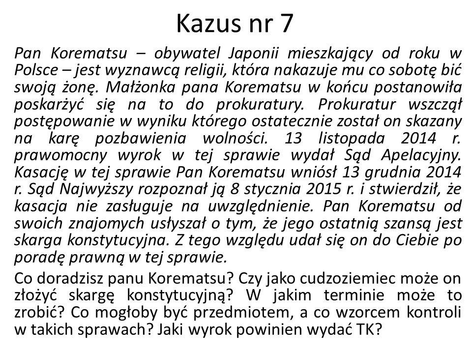 Kazus nr 7