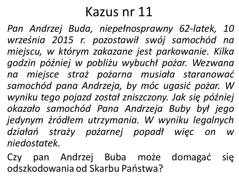 Kazus nr 11