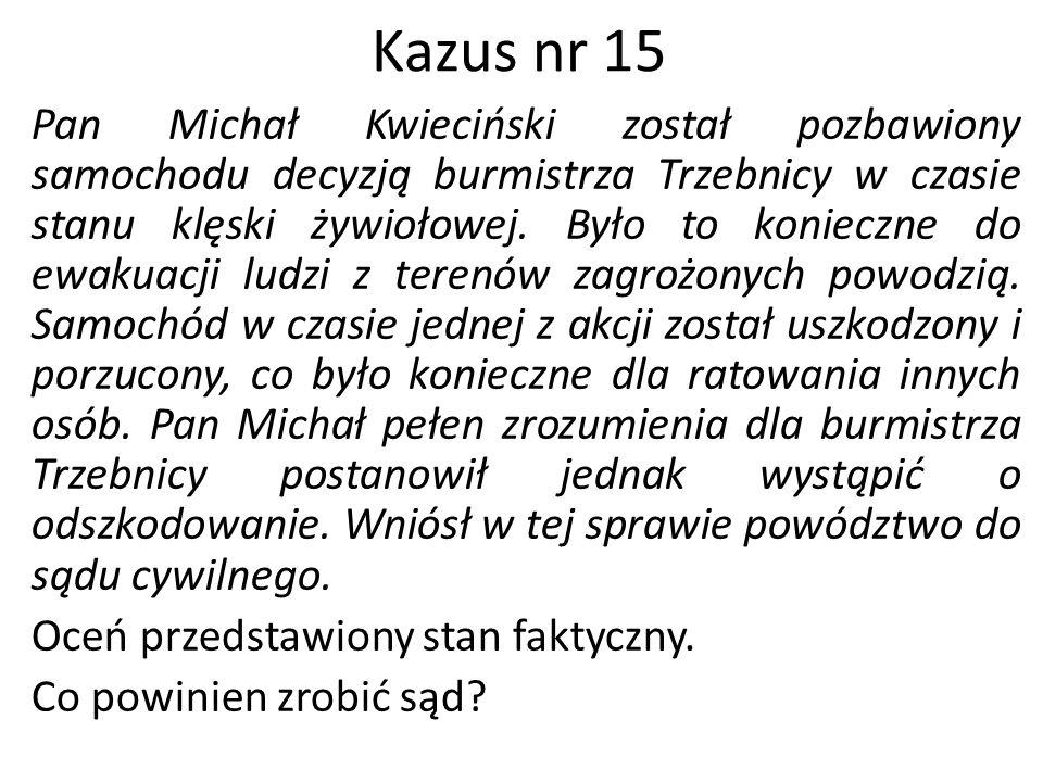 Kazus nr 15