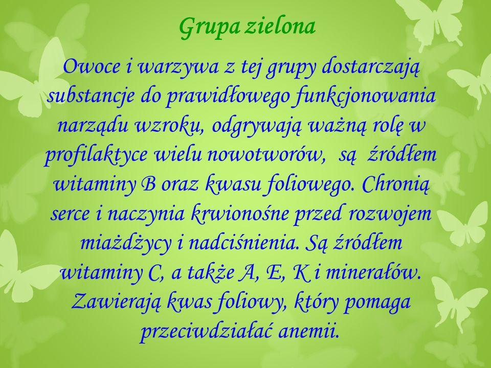 Grupa zielona