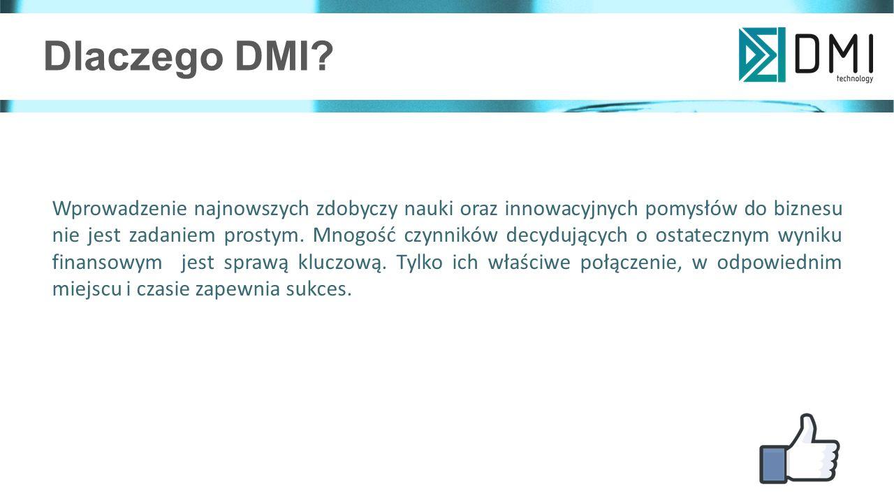Dlaczego DMI