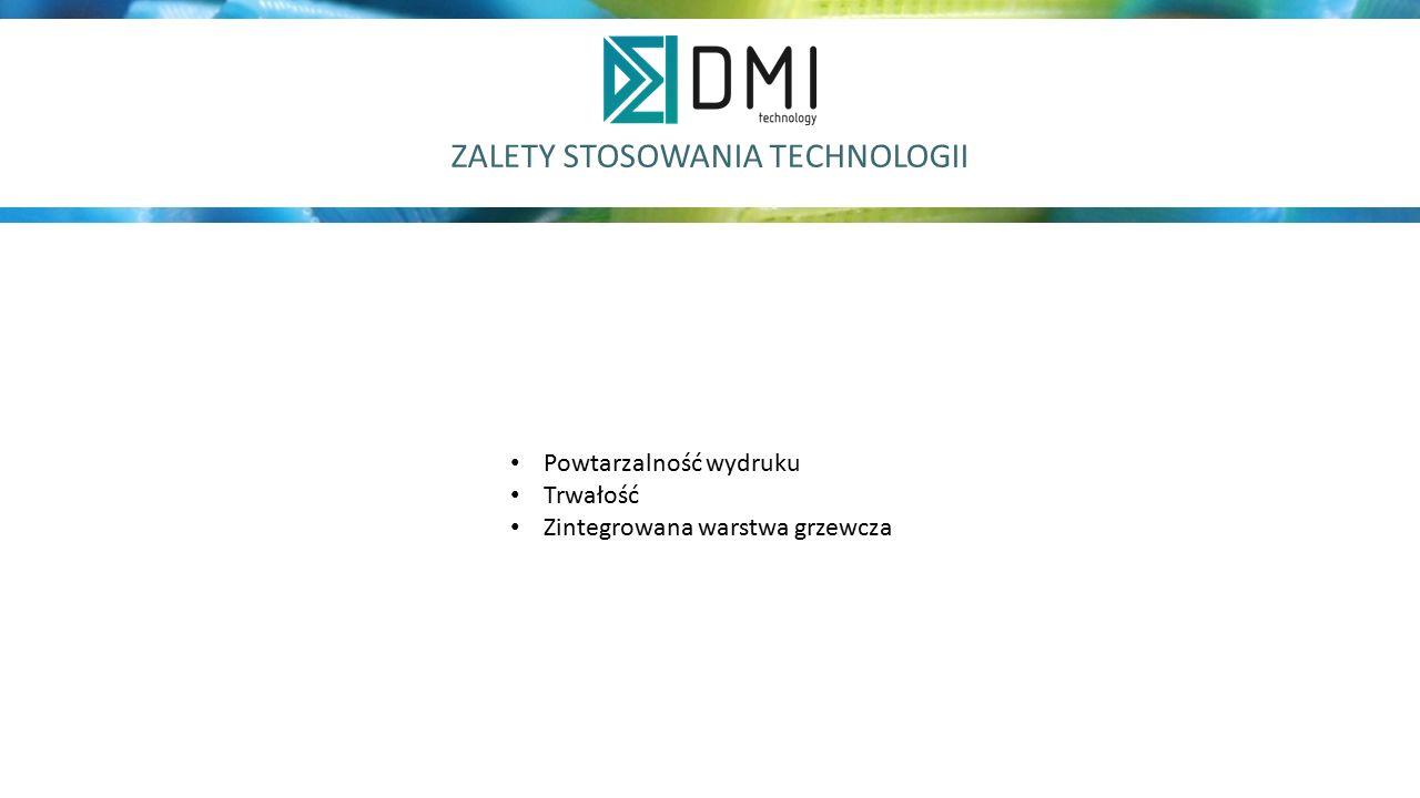 ZALETY STOSOWANIA TECHNOLOGII