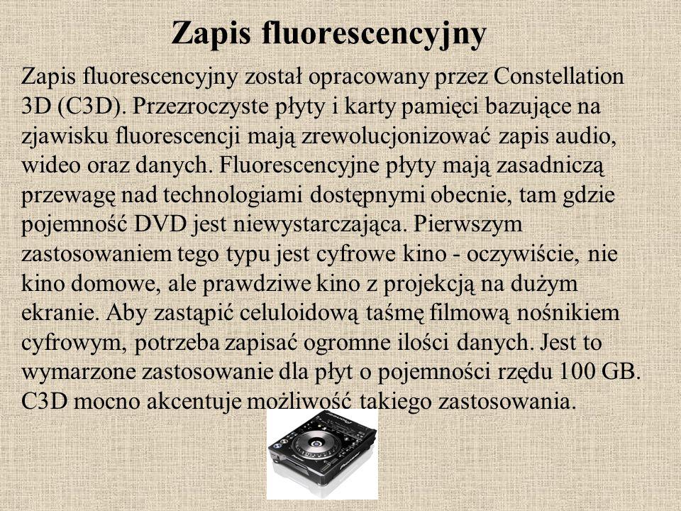 Zapis fluorescencyjny