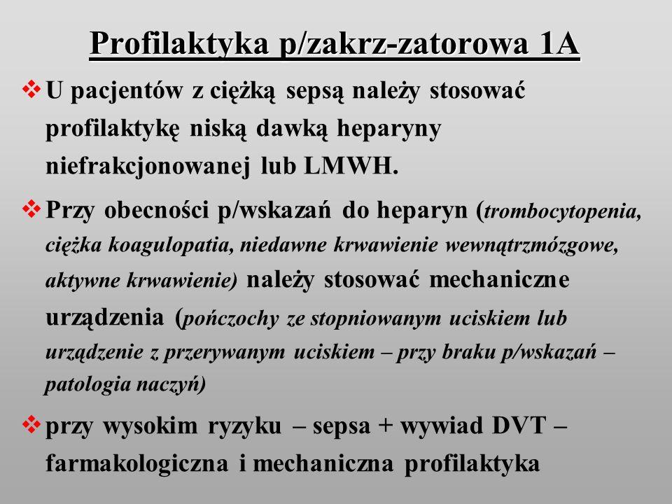 Profilaktyka p/zakrz-zatorowa 1A