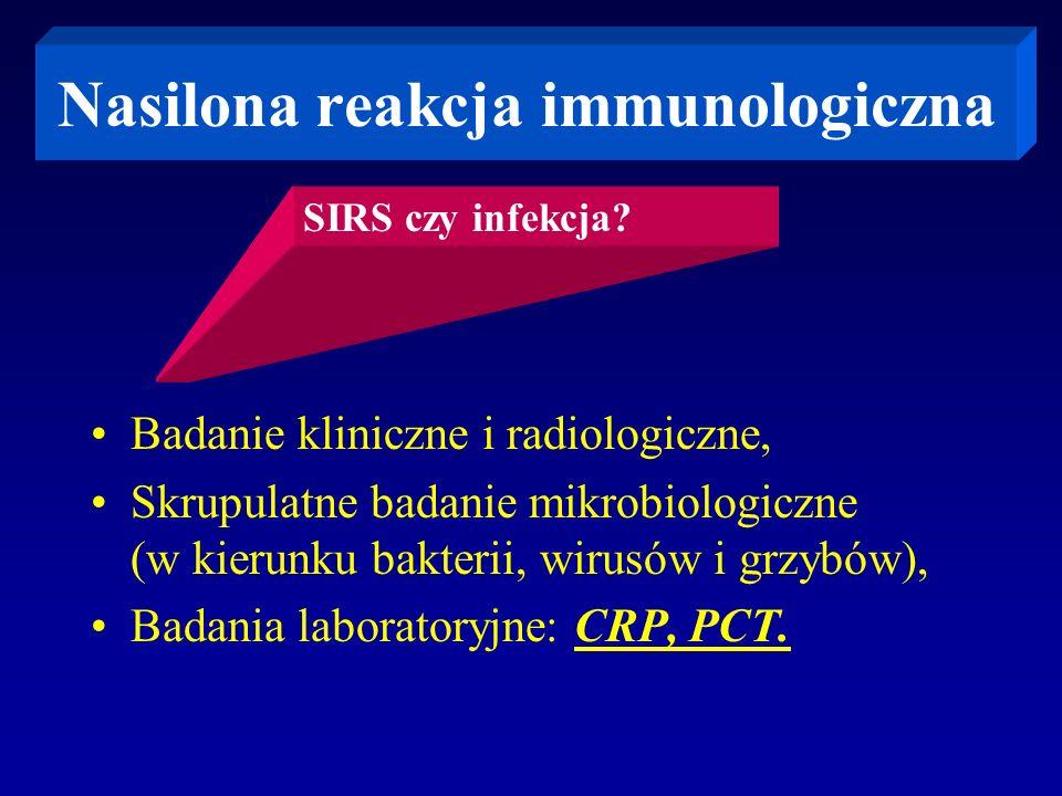 Nasilona reakcja immunologiczna