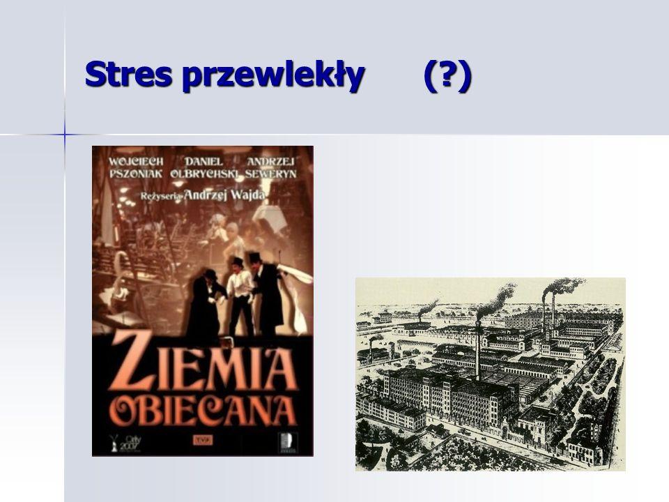 Stres przewlekły ( )