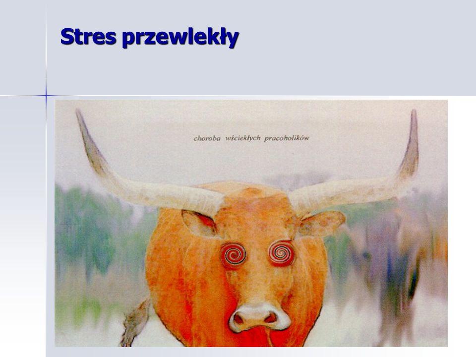 Stres przewlekły
