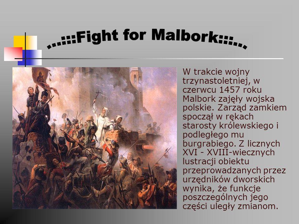 ...:::Fight for Malbork:::...