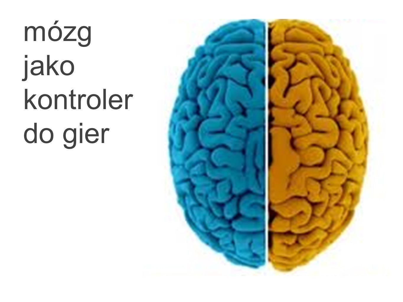 mózg jako kontroler do gier