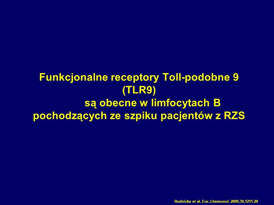 Funkcjonalne receptory Toll-podobne 9 (TLR9)