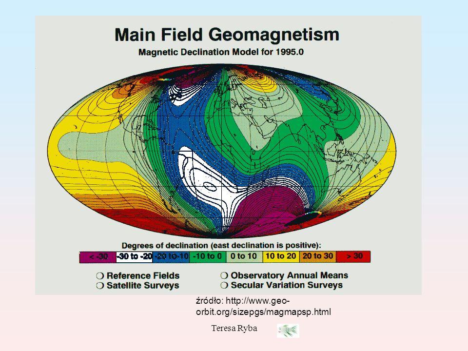 źródło: http://www.geo-orbit.org/sizepgs/magmapsp.html