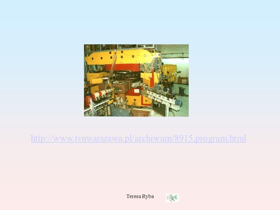 http://www.tvnwarszawa.pl/archiwum/8915,program.html Teresa Ryba