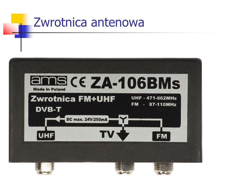 Zwrotnica antenowa