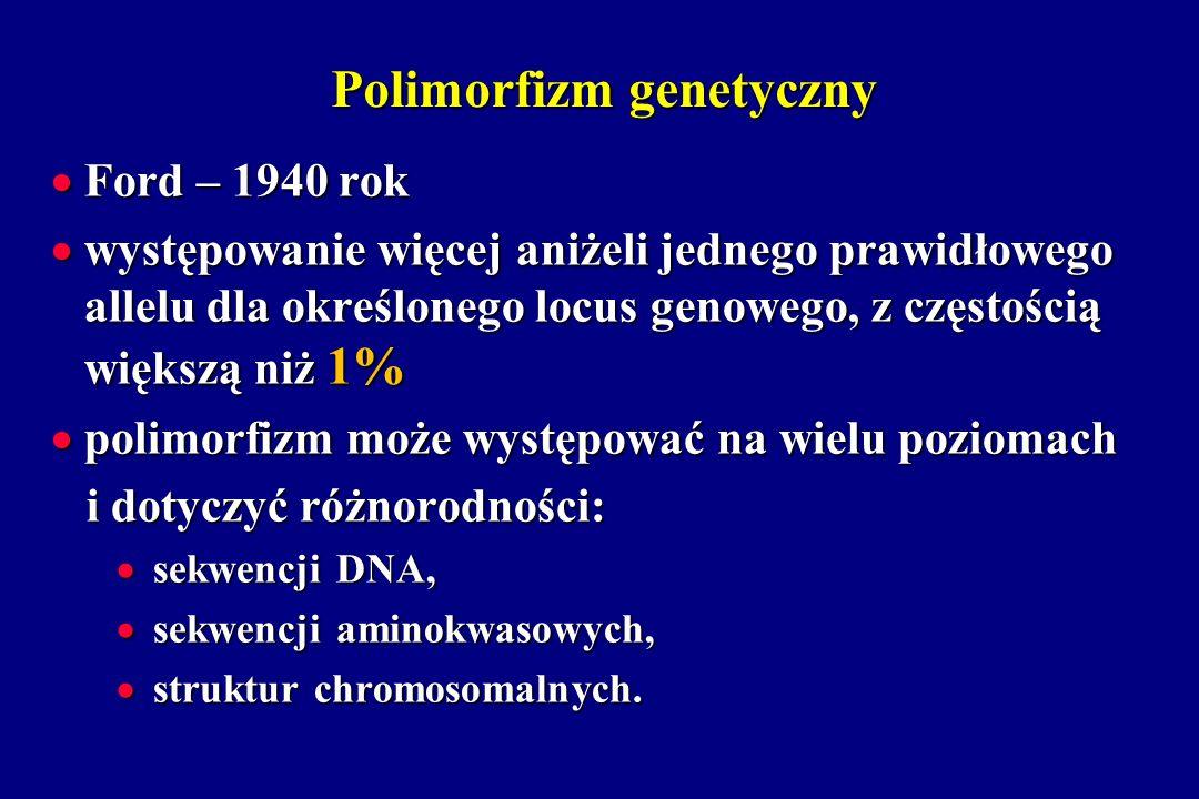 Polimorfizm genetyczny