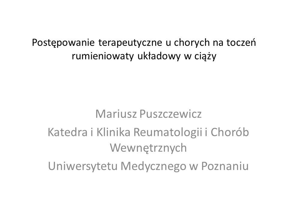 Katedra i Klinika Reumatologii i Chorób Wewnętrznych