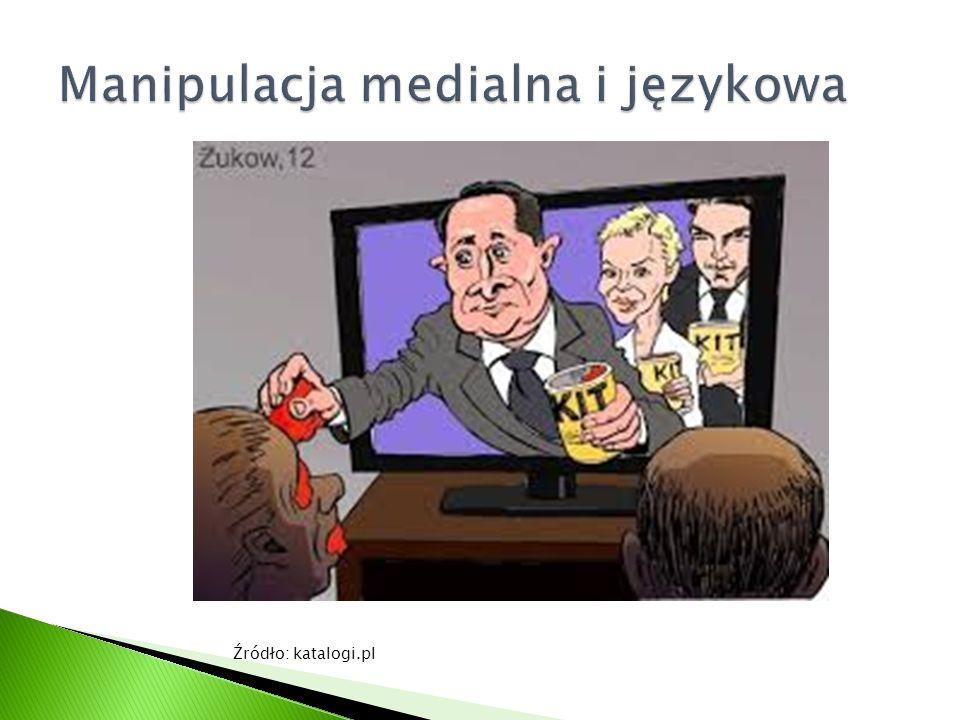 Manipulacja medialna i językowa