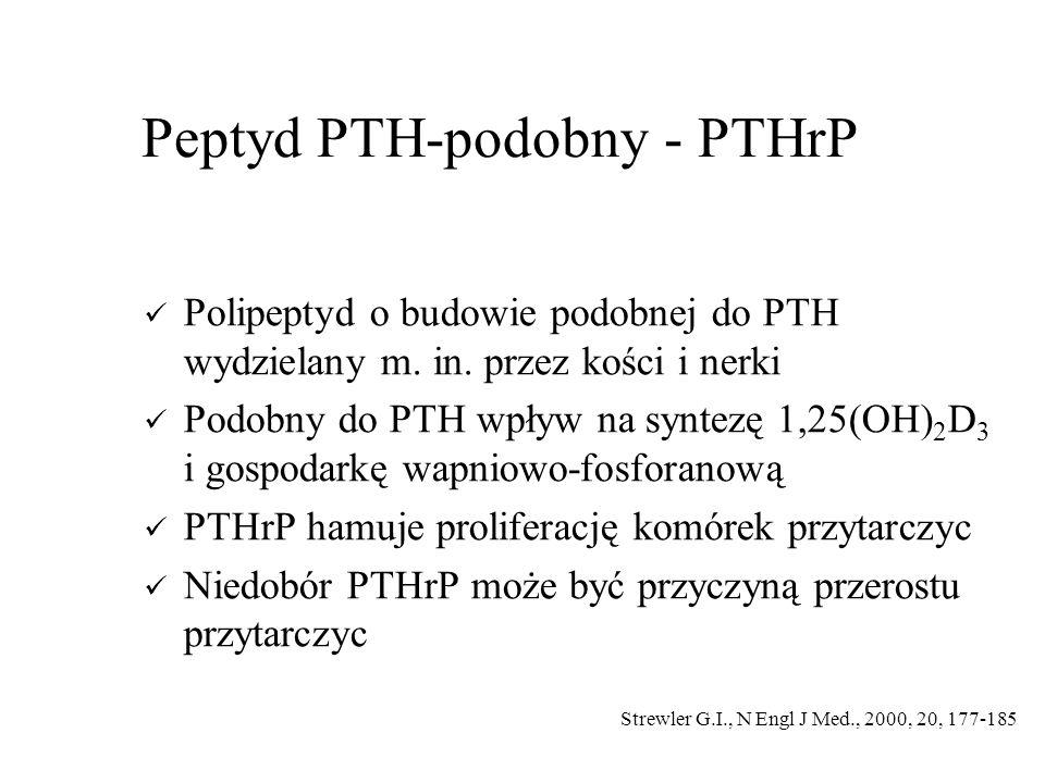 Peptyd PTH-podobny - PTHrP