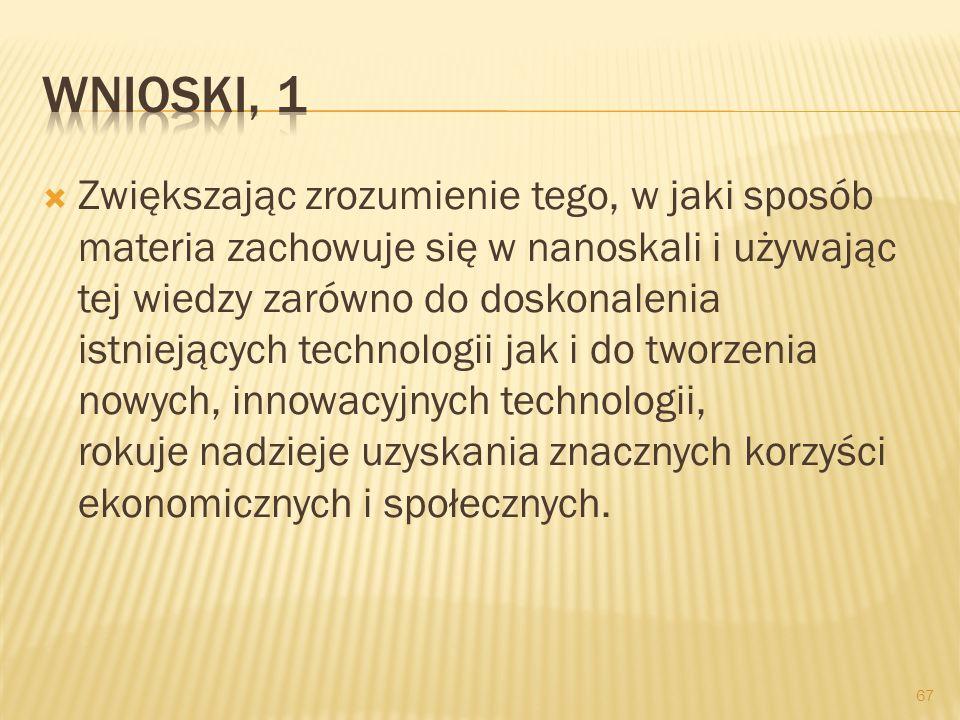 Wnioski, 1
