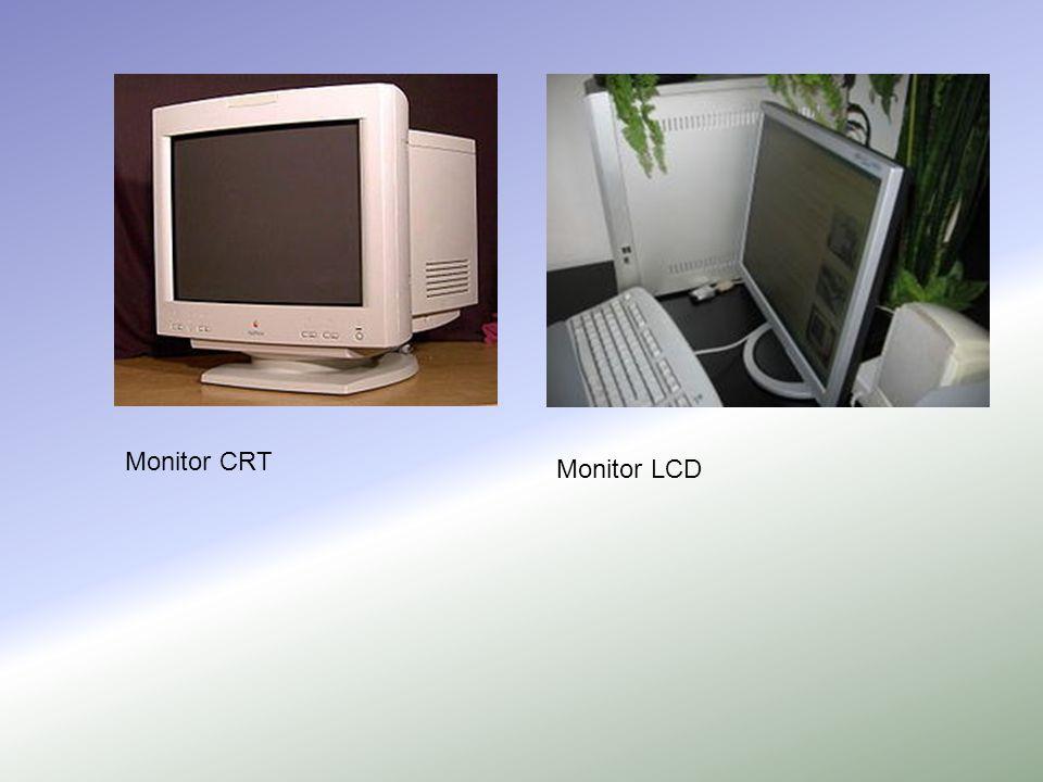 Monitor CRT Monitor LCD