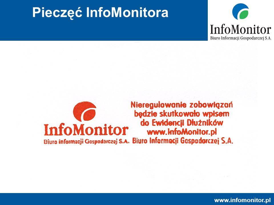 Pieczęć InfoMonitora