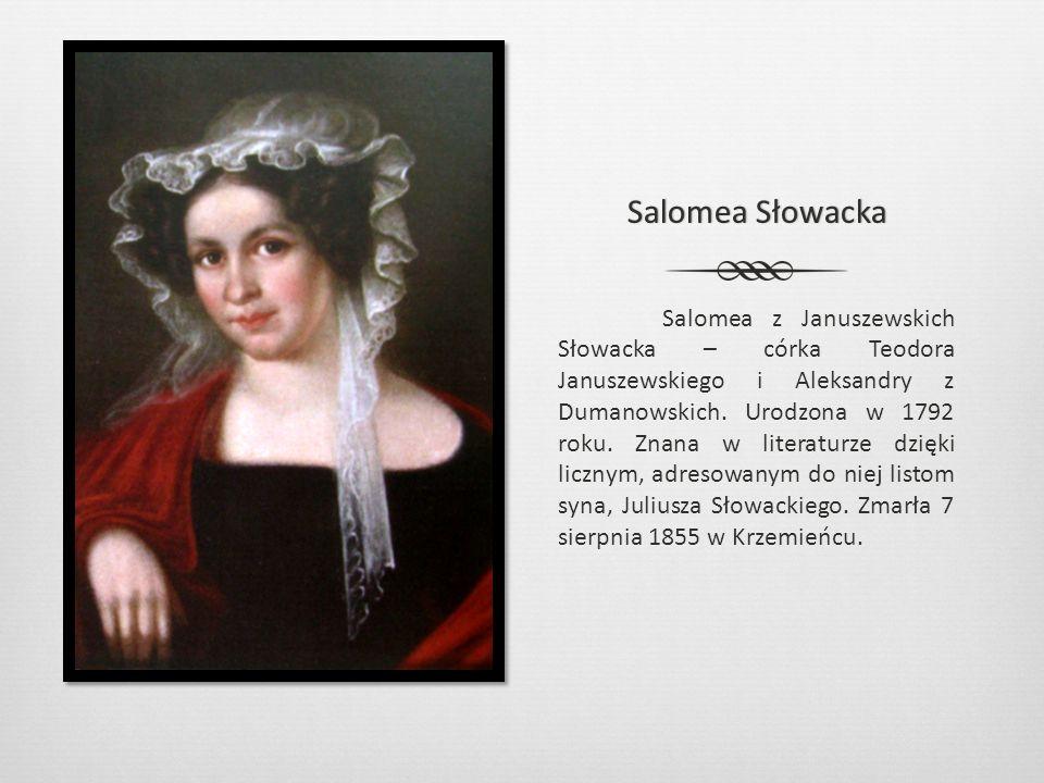 Salomea Słowacka