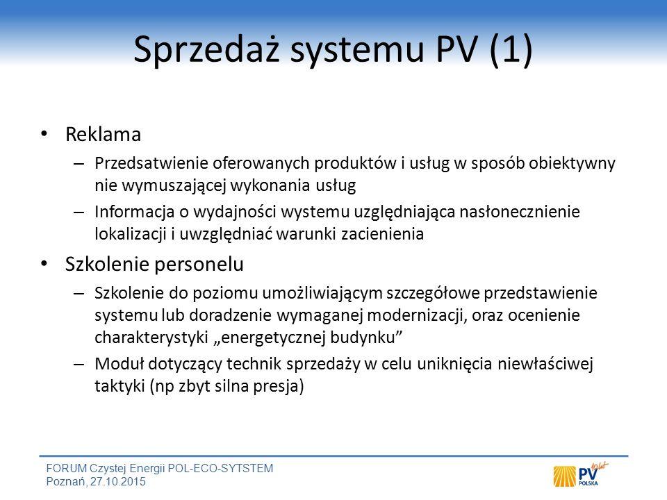 Kosztorys i umowa – szacowanie wydajności energetycznej (1)