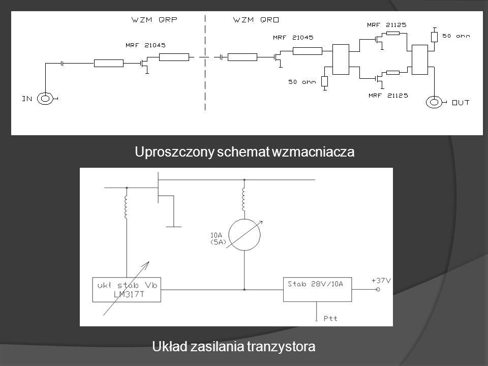 Układ zasilania tranzystora