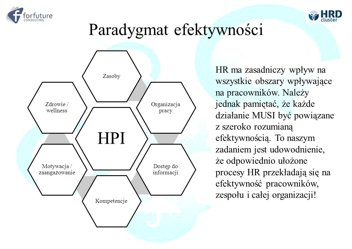 Paradygmat efektywności