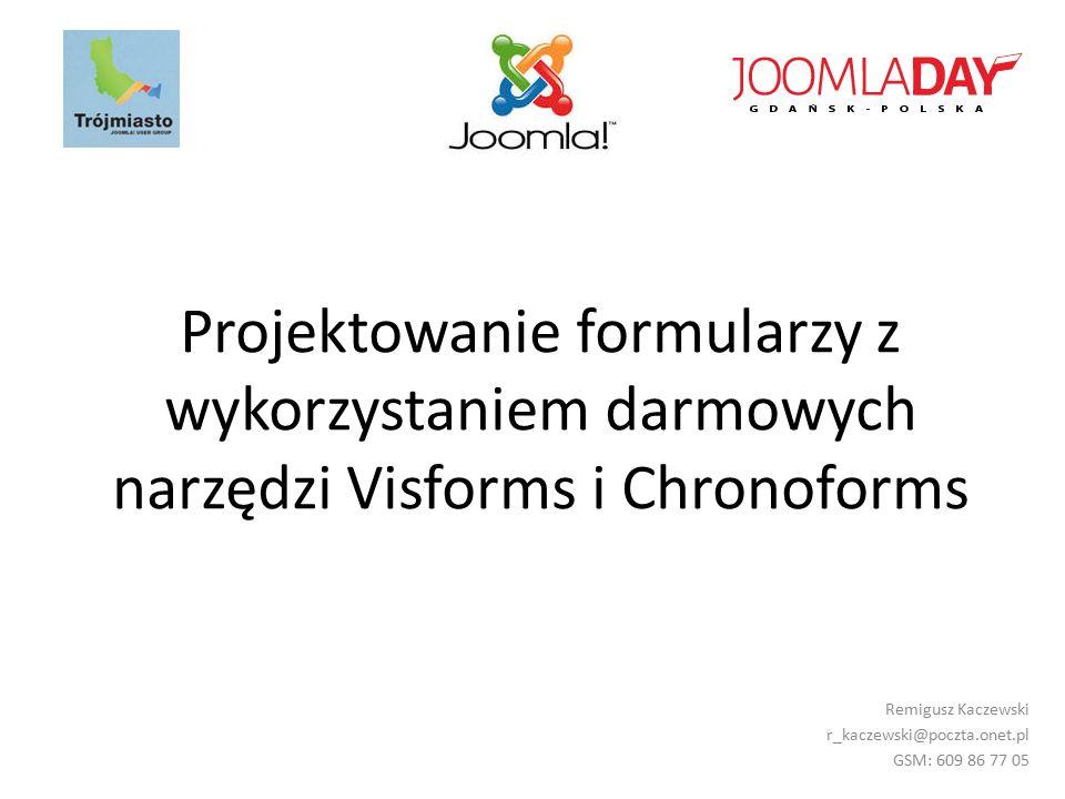 Remigusz Kaczewski r_kaczewski@poczta.onet.pl GSM: 609 86 77 05