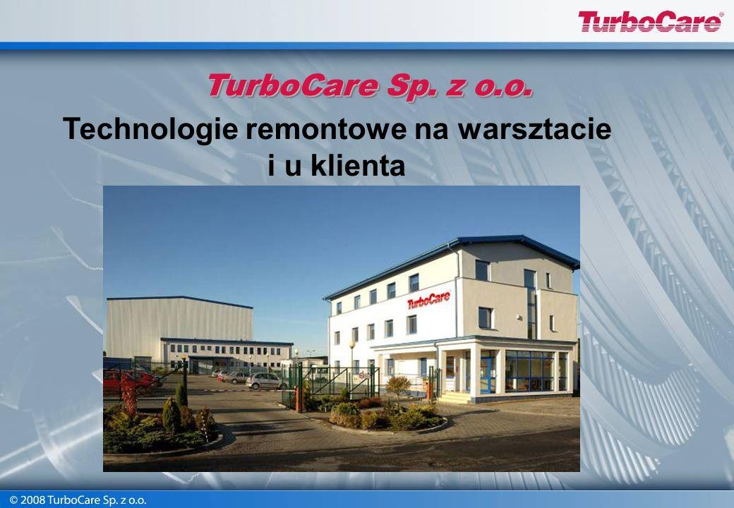Technologie remontowe na warsztacie i u klienta