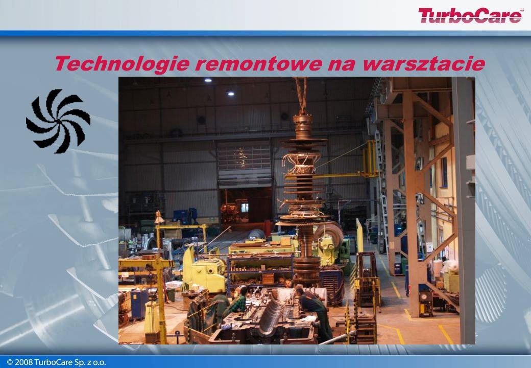 Technologie remontowe na warsztacie