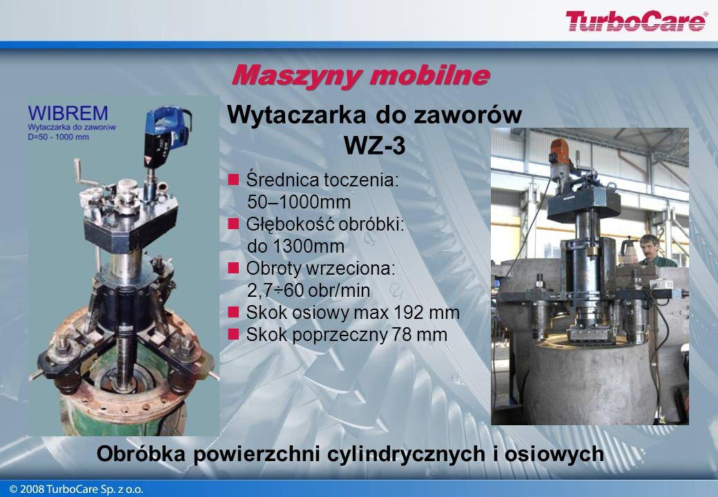 Wytaczarka do zaworów WZ-3