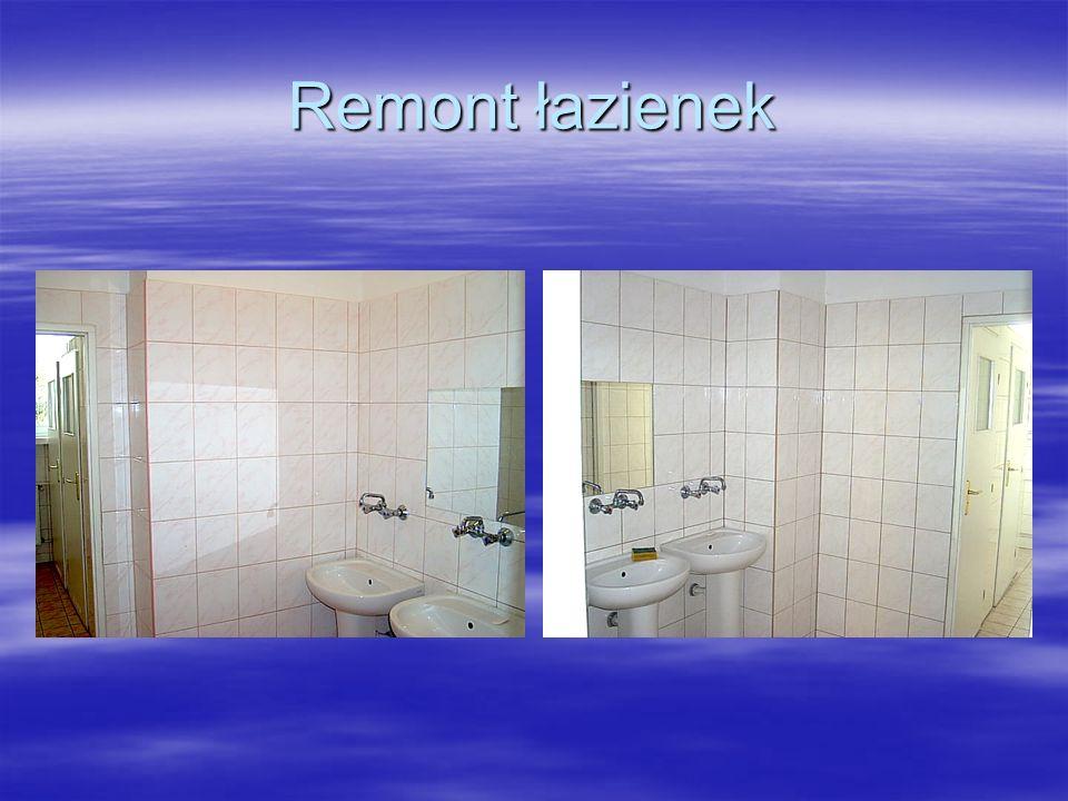 Remont łazienek