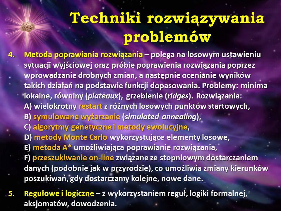 Techniki rozwiązywania problemów