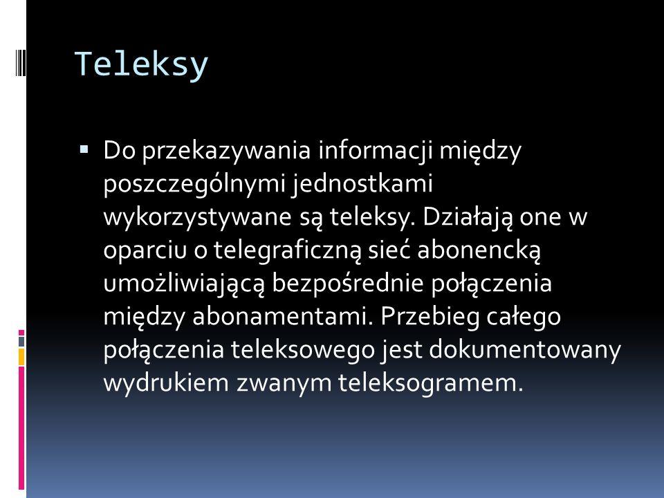 Teleksy