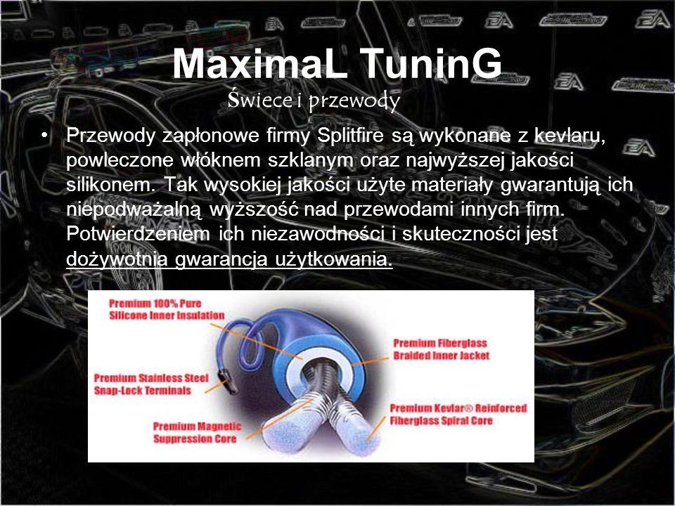 MaximaL TuninG Świece i przewody