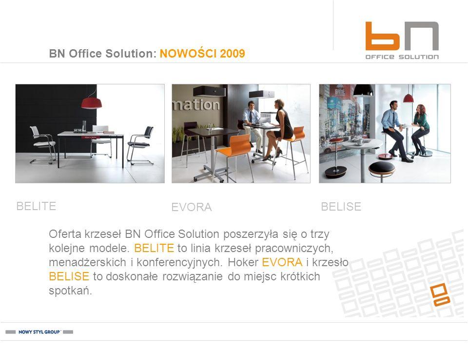 BN Office Solution: NOWOŚCI 2009