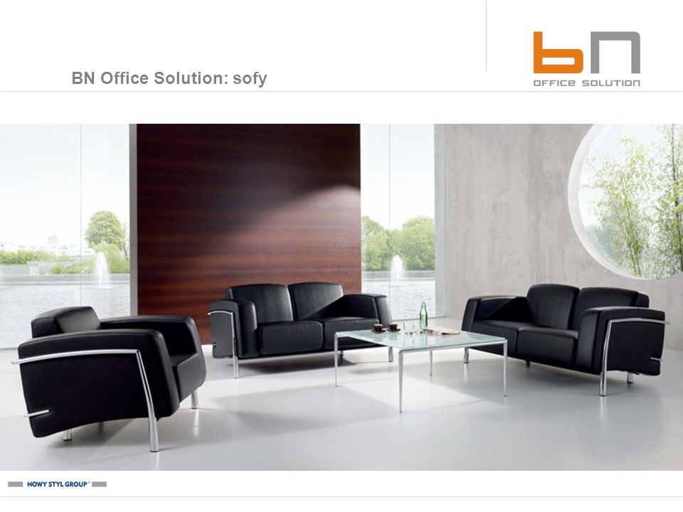 BN Office Solution: sofy