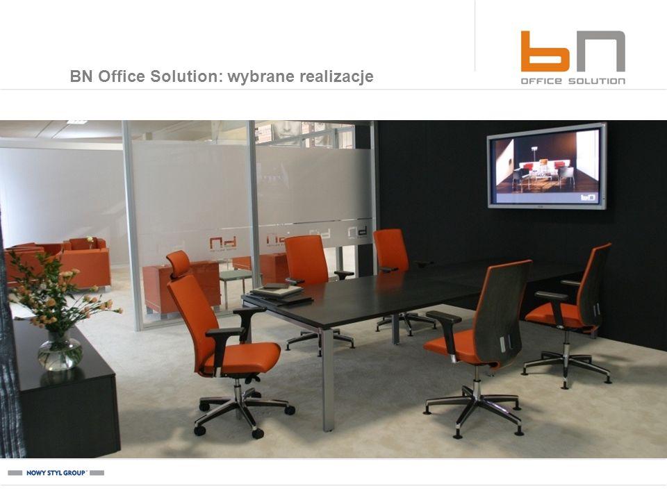 BN Office Solution: wybrane realizacje