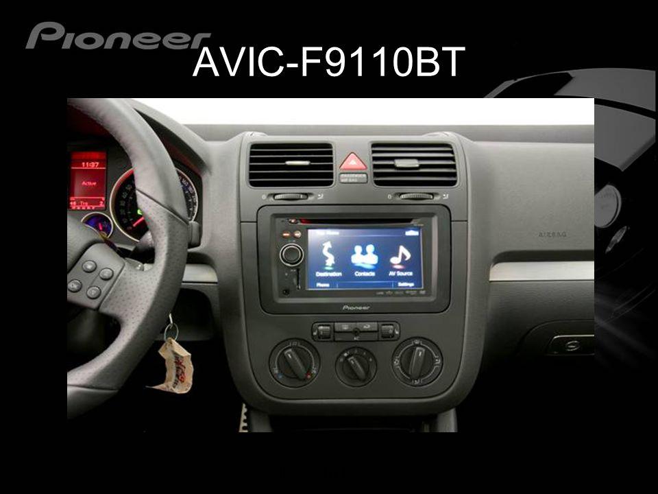 AVIC-F9110BT AVIC-F910 Derivative