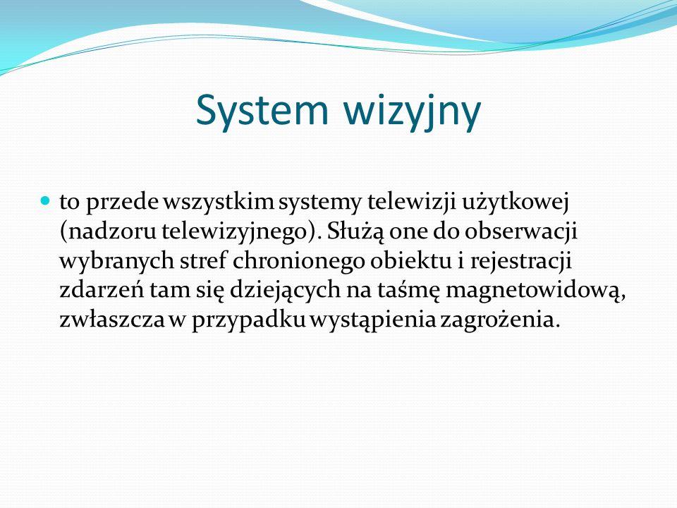 System wizyjny