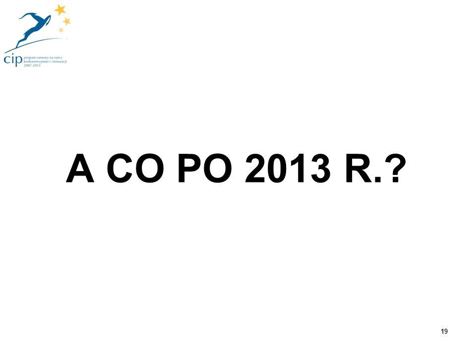 A CO PO 2013 R.