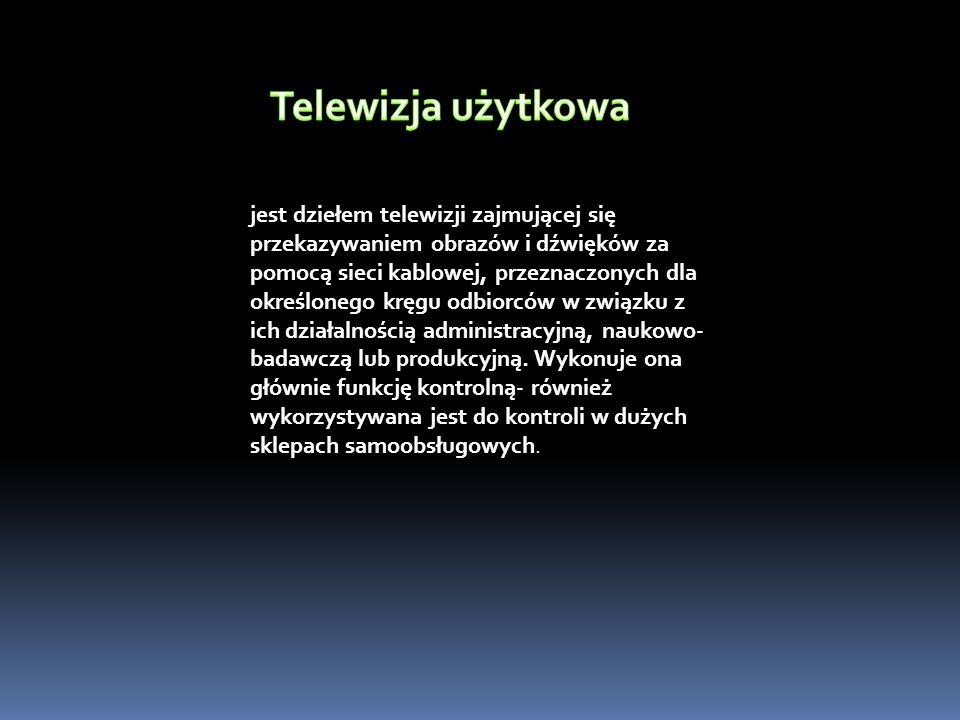 Telewizja użytkowa